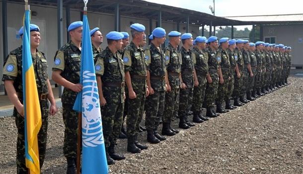 ФРГ иФранция готовят предложения помандату миротворцев ООН вДонбассе