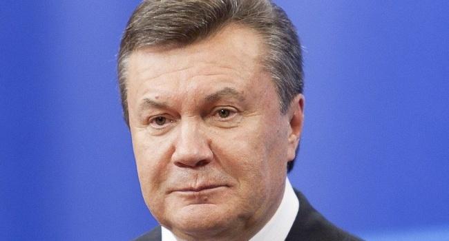 Громкое дело: экспертиза не отыскала признаков сепаратизма ввыступлениях идокументах Януковича