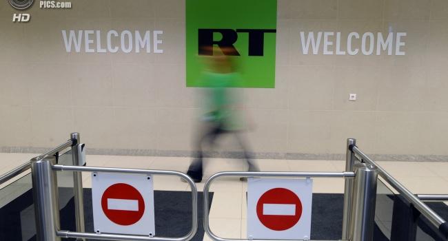 Канал RTможет закончить свое вещание натерритории США
