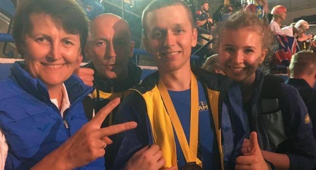 Украинская сборная завершила состязания в«Играх непокоренных»