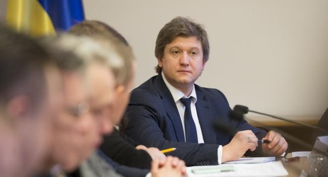 Минфин Украины призвал бороться сзависимостью отМВФ 30сентября 2017 12:17