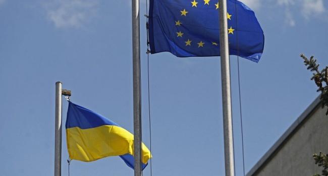 ЕС обнародовал решение опредоставлении дополнительных торговых преференций Украине