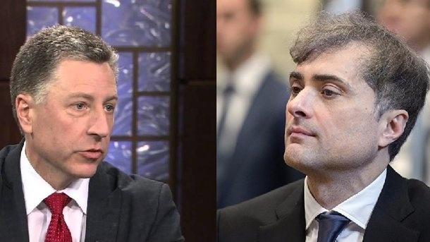 Озвучены важные детали переговоров Волкера и Суркова