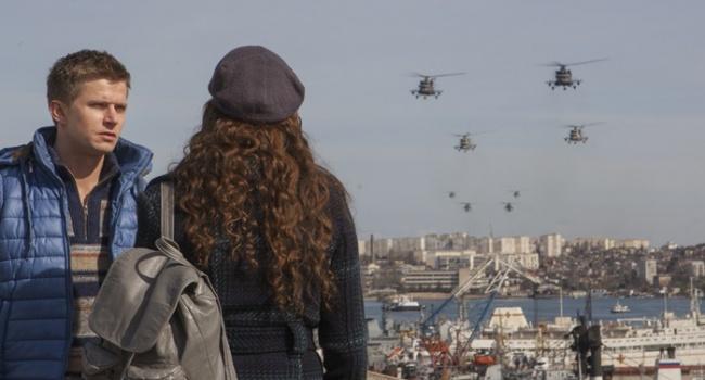 Фильм «Крым» собрал 25 млн руб. в 1-ый день проката в Российской Федерации