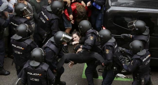 Журналист объяснил что не устраивает каталонцев в составе европейской процветающей Испании