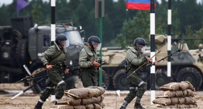 Американский генерал назвал количество военных, принимавших участие вучениях Запад