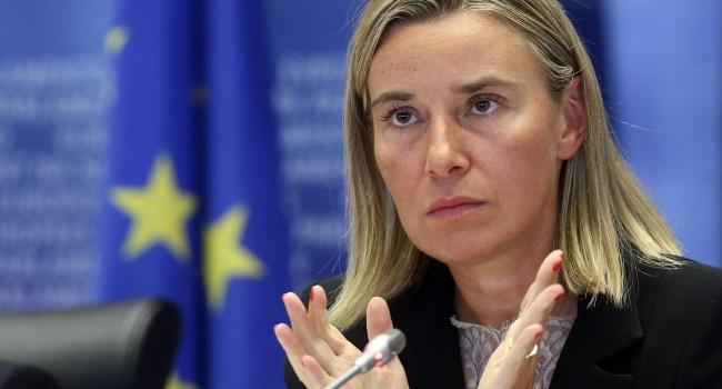 Могерини поведала оборьбе европейского союза с«российской дезинформацией»