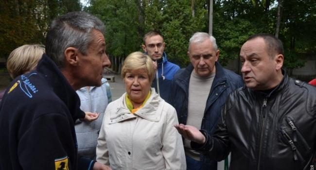 Пожар влагере «Виктория»: Луценко сделал резонансное объявление