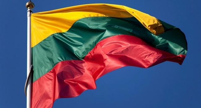 В Украинское государство прибыли литовские военные инструкторы
