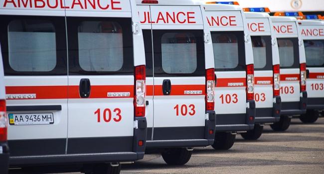 В Днепре центр экстренной медпомощи будет оплачивать аренду «скорых», закупленных Филатовым – СМИ