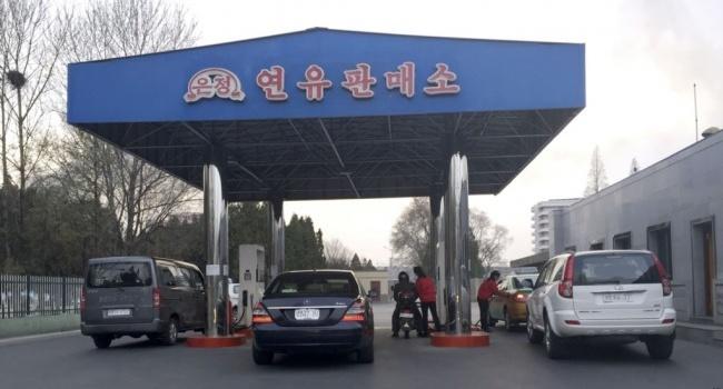 ВКНДР назаправках прекращена продажа бензина