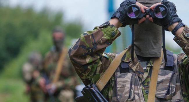 ВСумской области награнице сРоссией пропали два пограничника