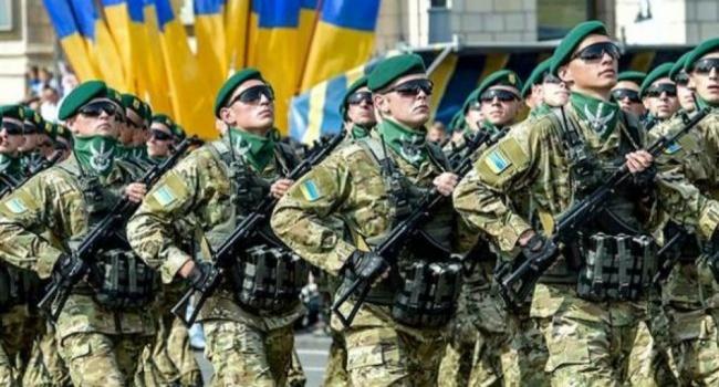 Минобороны предлагает увеличить численность армии на10