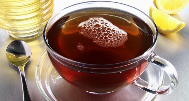 Черный чай несомненно поможет  вернуть стройность— Ученые