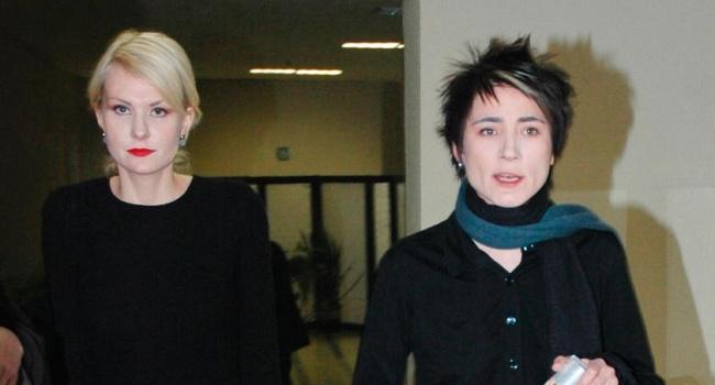 Рената Литвинова хочет судиться соСМИ из-за «свадьбы» сЗемфирой
