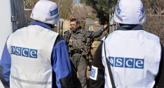 СММ ОБСЕ нашла 14 танков боевиков севернее Донецка