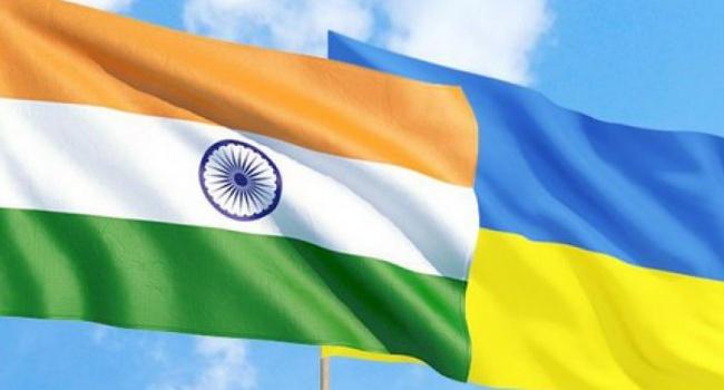 МИД: Украина иИндия договорились осовместном кинопроизводстве