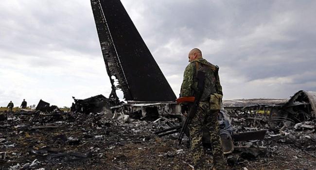 В СБУ рассказали кто сбил Ил-76 в небе над Луганском