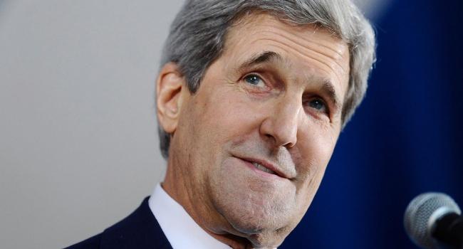 Экс-глава Госдепа США Джон Керри пояснил, почему Украине нужно побороть коррупцию