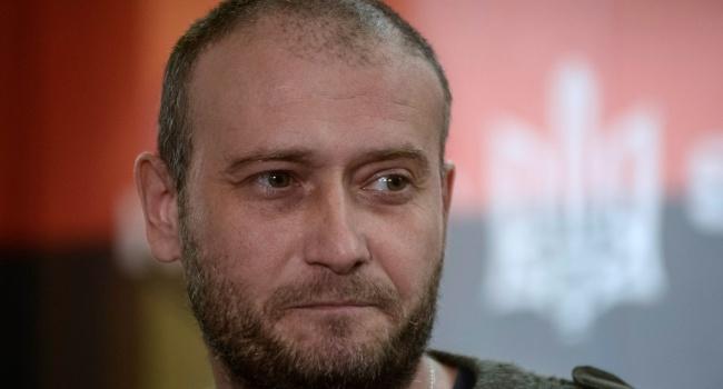 Ярош назвал 20апреля 2018 года датой возвращения Донбасса под контроль Киева