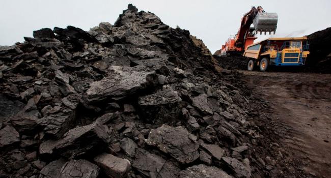 Российская Федерация вывезла сДонбасса рекордные объемы угля