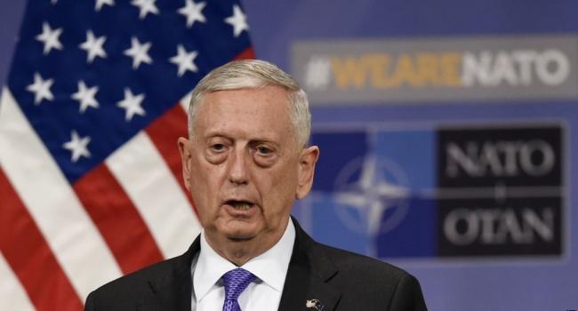 Мэттис: Дипломатические споры сТурцией некасаются военного сотрудничества