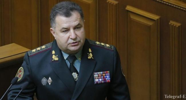 Волонтер: цей чоловік не найкращий – він єдиний реальний міністр оборони, які були за роки незалежності України