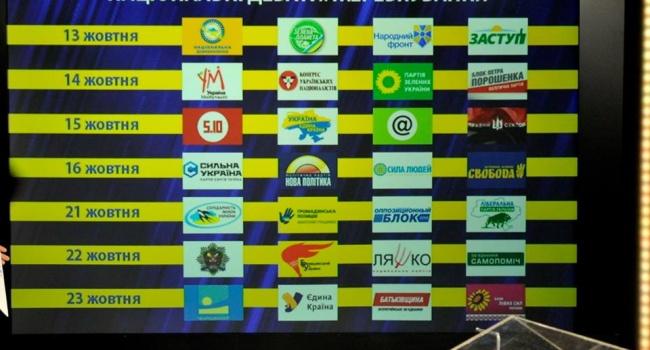 Карпенко: есть одна партия, которая не попала в Раду, но сделала для страны больше, чем все партии вместе взятые
