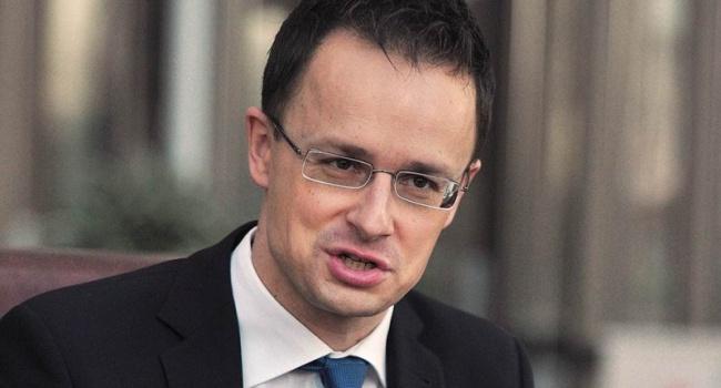 Сийярто сделал резкое заявление после переговоров с Климкиным