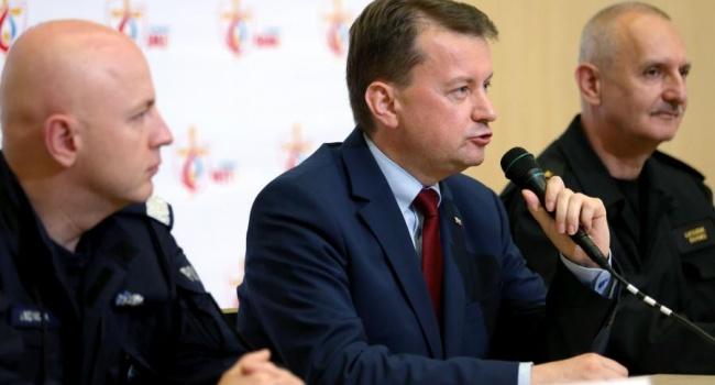 Руководитель МВД Польши объявил опереизбытке украинцев вгосударстве