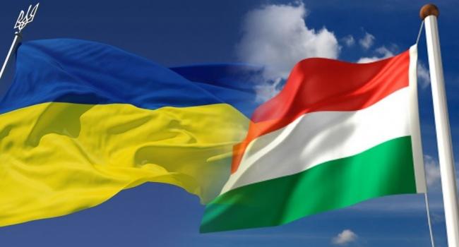 Угорщина хоче винести «мовне питання» наРаду асоціації Україна-ЄС— Сійярто