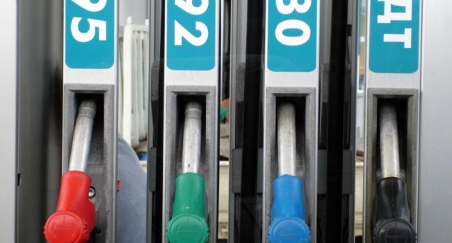 Цены наДТ ибензины увеличились незначительно