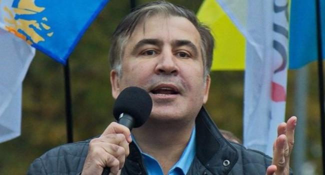 Эксперт: первым делом, как Саакашвили придет к власти, он объявит дефолт