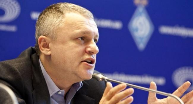 Старческий маразм: Суркис строго высказался вадрес популярного украинского тренера