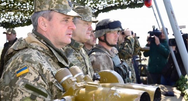 Муженко примет участие вконференции руководителей штабов армий стран НАТО