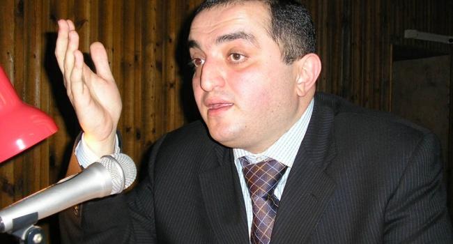 СБУ на3 роки заборонила в'їзд вУкраїну соратнику Саакашвілі