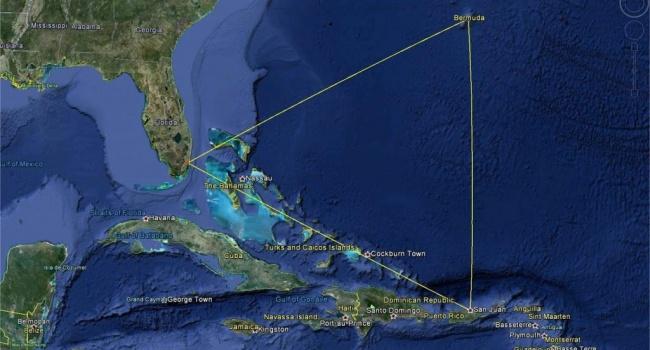 Событие века: Ученые раскрыли тайну Бермудского треугольника