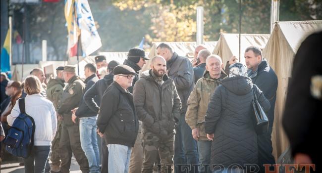 Миграционная служба Украины выдворяет 20 соратников Саакашвили