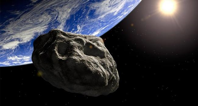 26 октября на Землю может упасть огромный астероид, - ученые