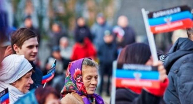 Опрос: жители России  опасаются, что ситуация наДонбассе перерастет в 3-ю  мировую войну