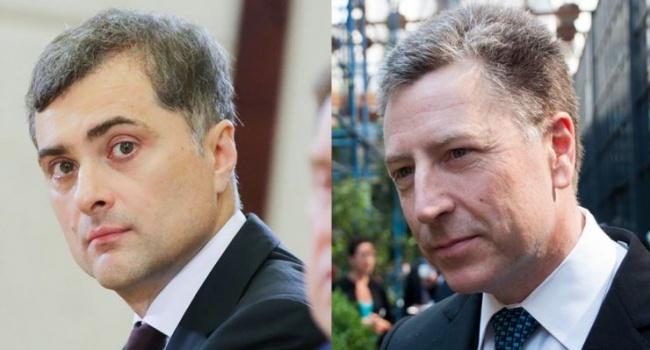 Волкер иСурков обсудят «украинский вопрос» кконцу осени