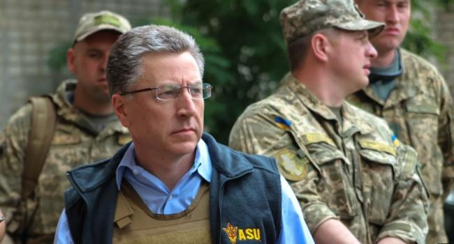 Волкер рассказал, кто сможет разрешить спор между Украиной и РФ