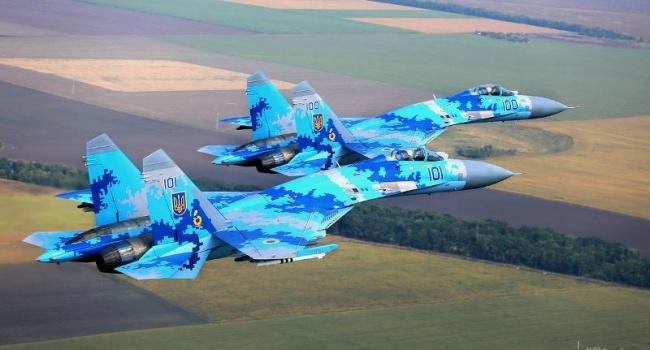 план поста ввс украины против россии этом