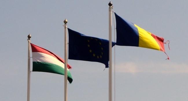 Вслед за Венгрией вставлять палки в колеса Украине начали Румыния с Польшей