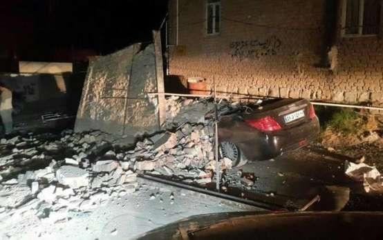 Сильное землетрясение в Ираке: стало известно о жертвах