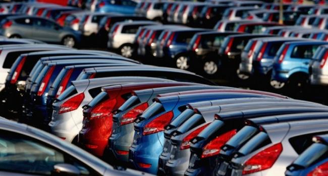Октябрьские продажи авто вгосударстве Украина увеличились на26%