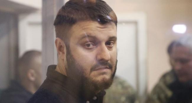 Прежний замглавы МВД Украины схвачен поподозрению в трате госсредств