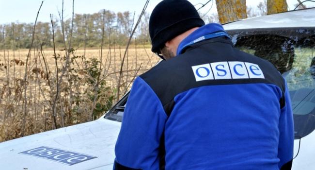 ОБСЕ: Боевики «ДНР» начали носить новые шевроны иоружие