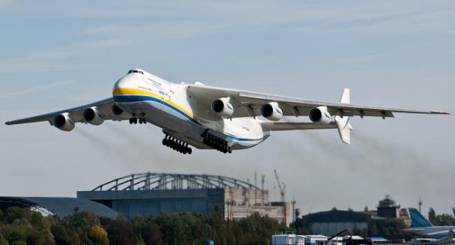ВУкраинском государстве подтвердили факт переговоров сРоссией поремонту самолётов «Руслан»