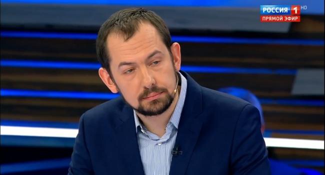 Украинский репортер заставил мычать пропагандистов Кремля